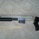 How to unjam a stinger s32p airsoft shotgun