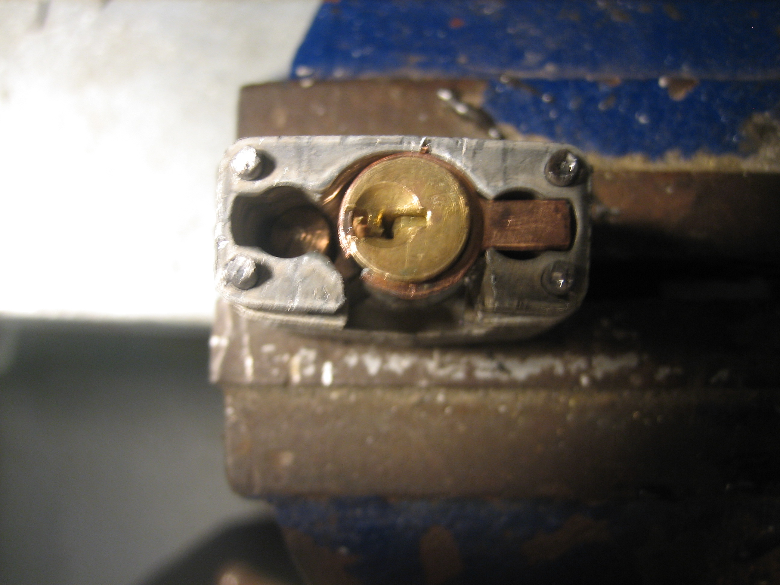 Picture of Reassembling the Lock