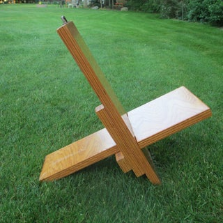 Viking Chair From 4, 2x4s