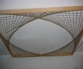 Make a circle out of squares?