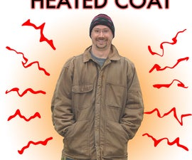 Heated Coat