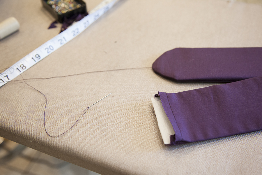 Picture of Inserting the Interfacing