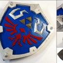 EVA Foam Legend of Zelda Hylian Shield