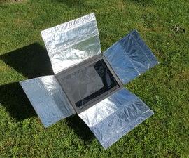 Flat Pack Solar Oven (200°+)