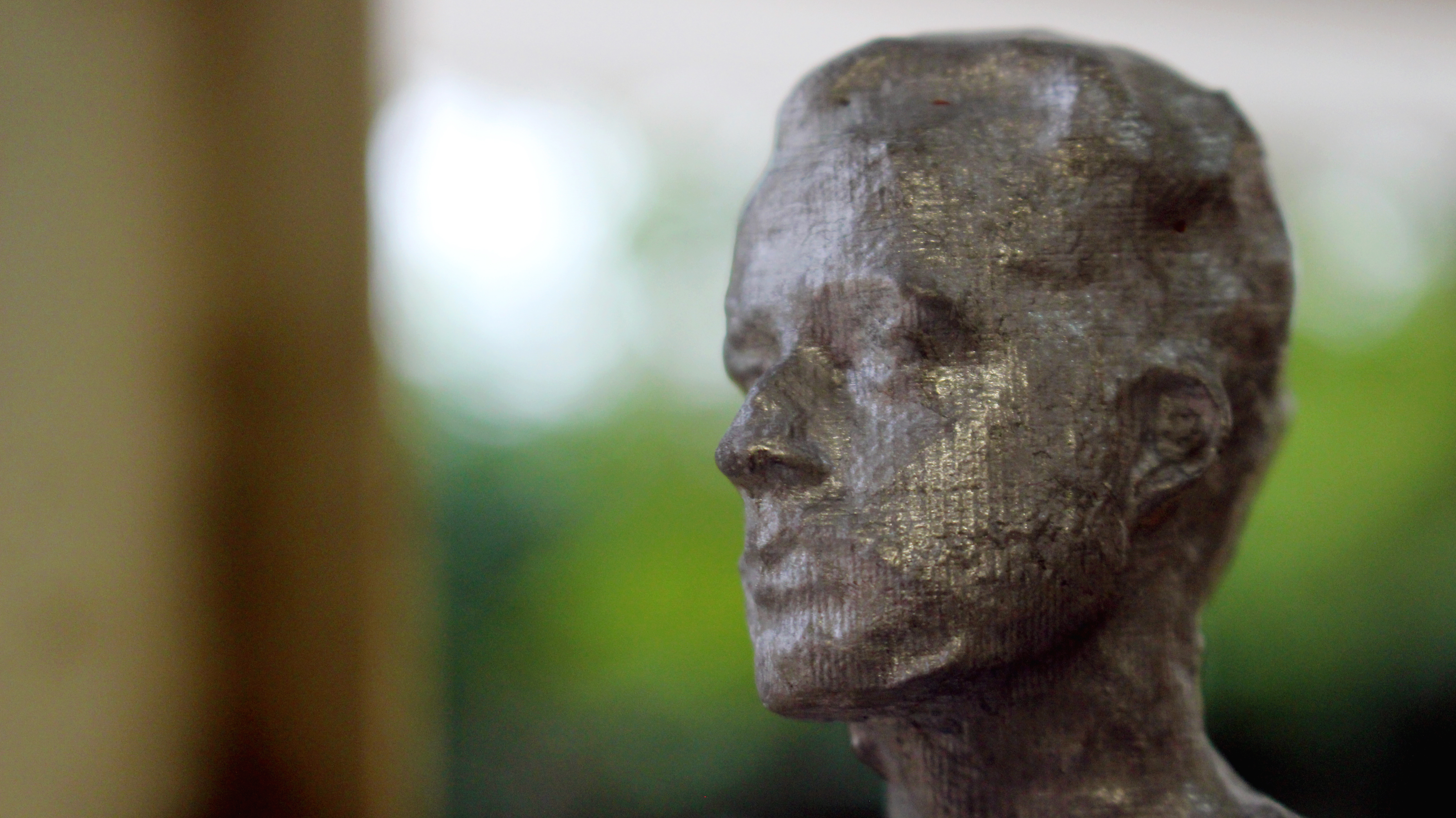 Picture of  Your Head Cast in Metal - Photogrammetry > 3D Printing > Metal Casting