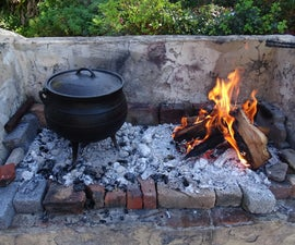 Oxtail Potjie - Rustic Slow Cooking