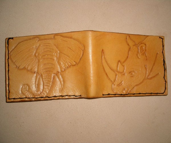 Long-Lasting Leather Wallet