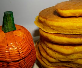 How to Make Pumpkin Pie Pancakes From a Mix
