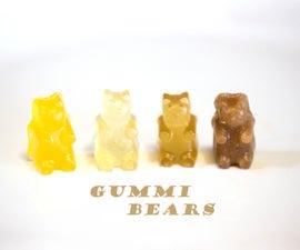 Yummy Healthy Gummi Bears