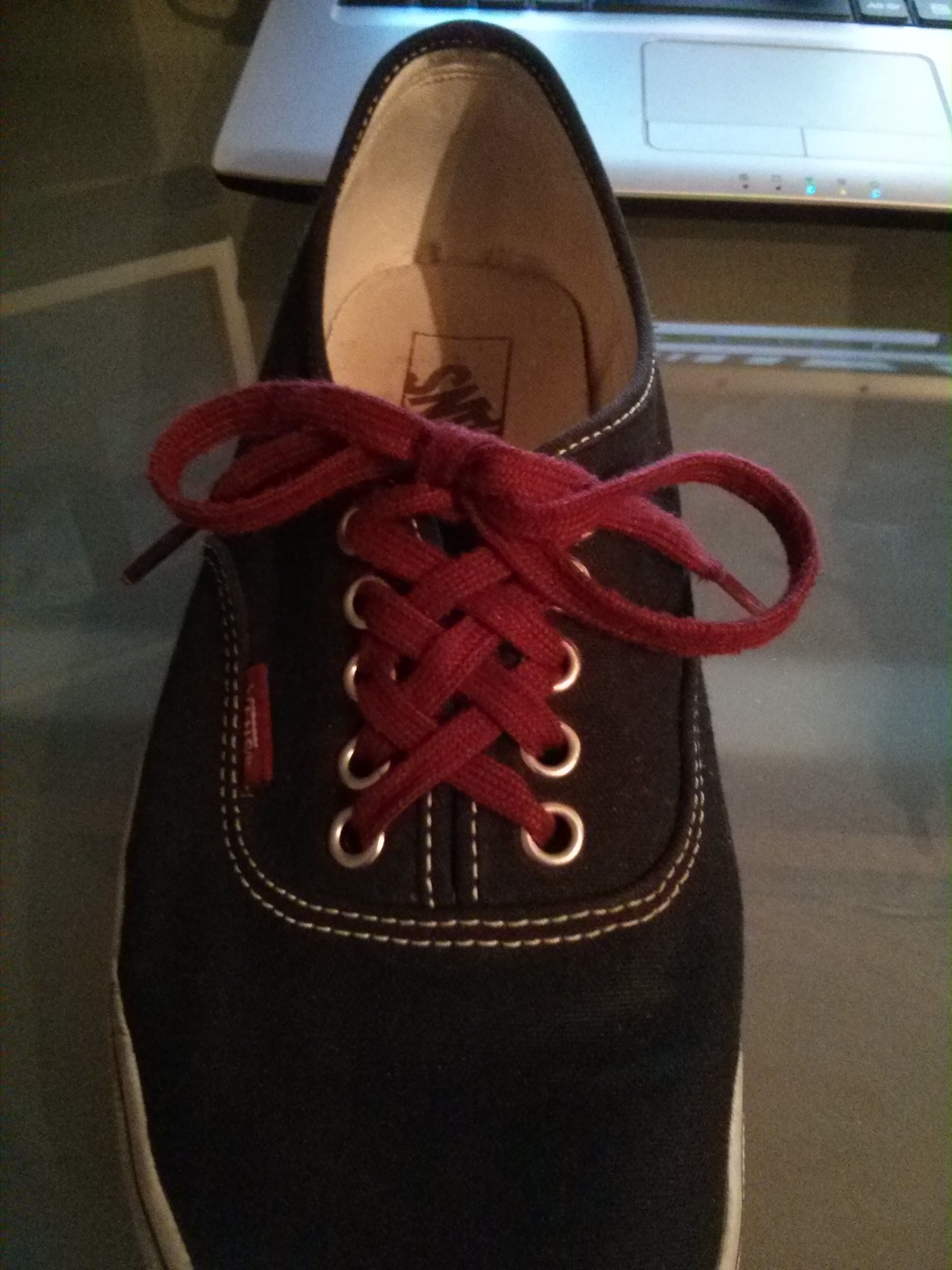 Picture of Cool Way to Lace Shoes