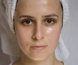 HOW TO CLEAN OILY SKIN TO REMOVE WHITEHEADS & BLACKHEADS