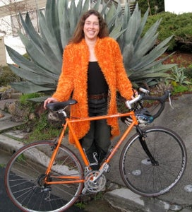 Ride to Work in Orange Style