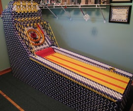 Knex Skeeball Machine