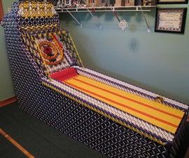 Knex Skeeball Machine