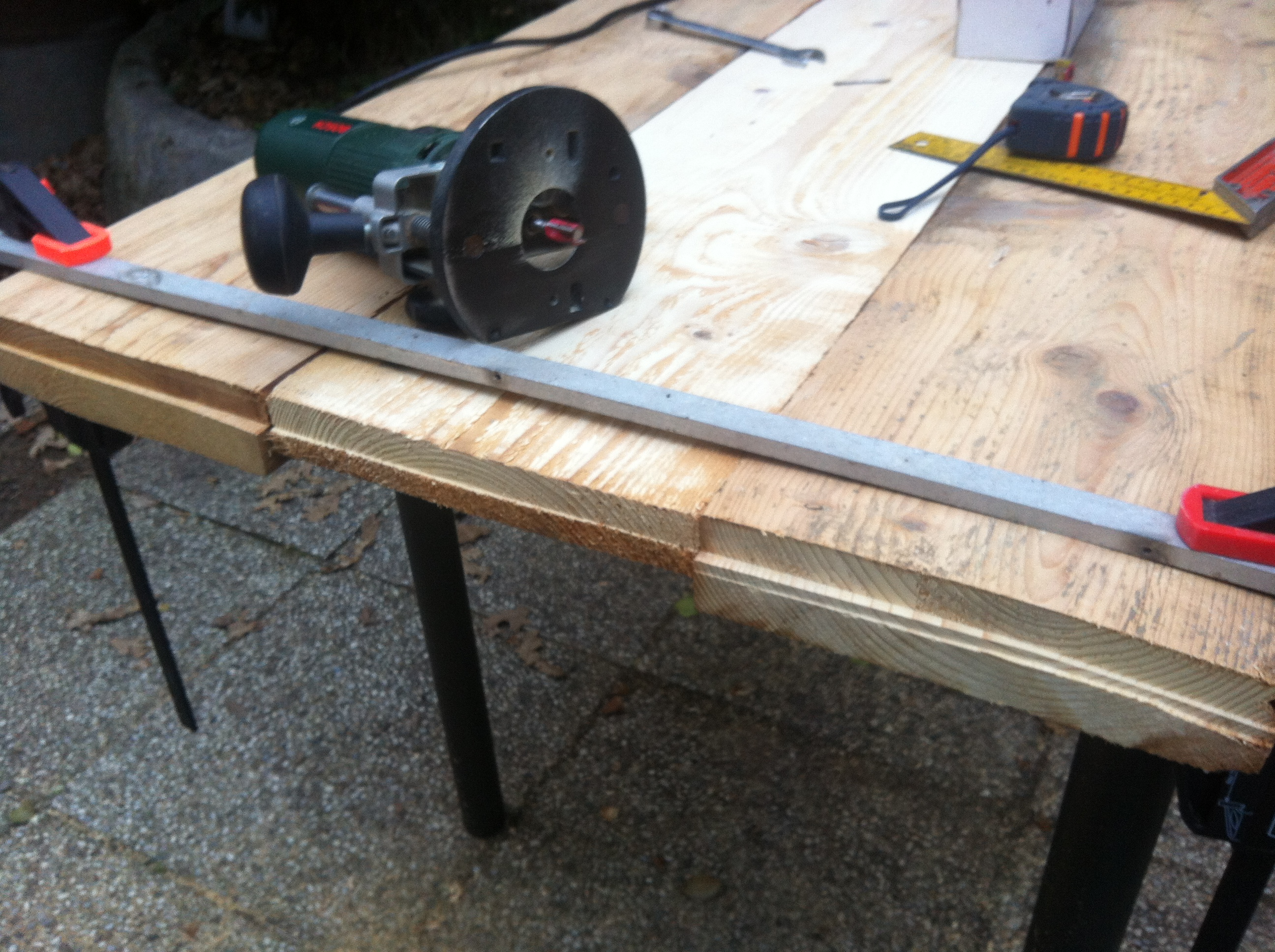 Picture of The Bench Work