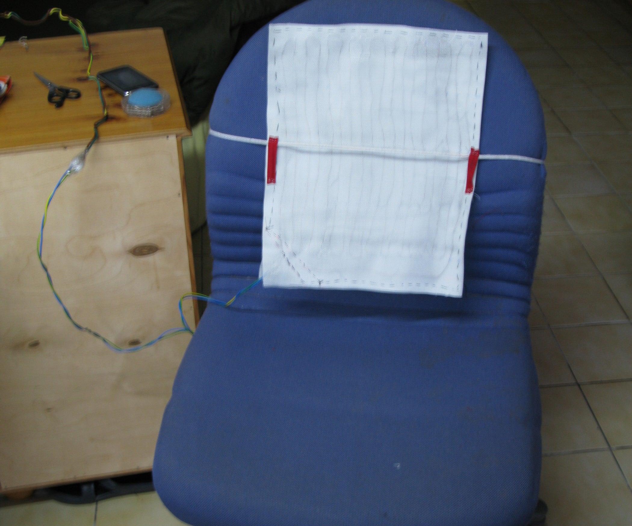 DIY Heating Pad - (small Electrical Blanket) : 8 Steps ...
