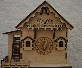 Cuckoo Clock (arduino)