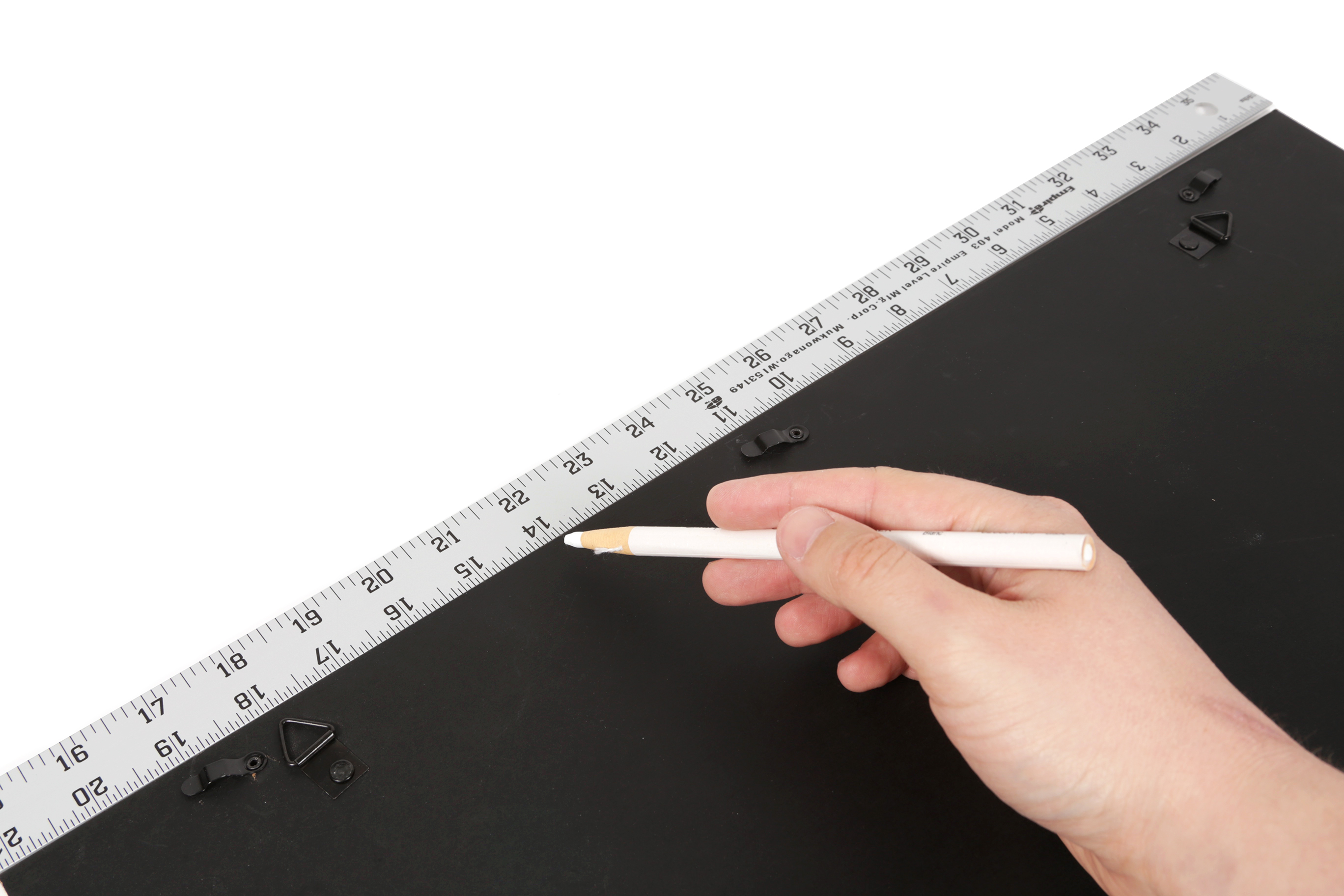 Picture of Start Measuring the Back