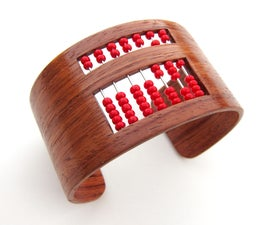 The Abacus Bracelet