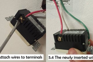 How To Replace An Electrical Outlet 7 Steps Instructables