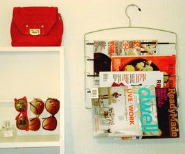 Hanging Magazine Rack