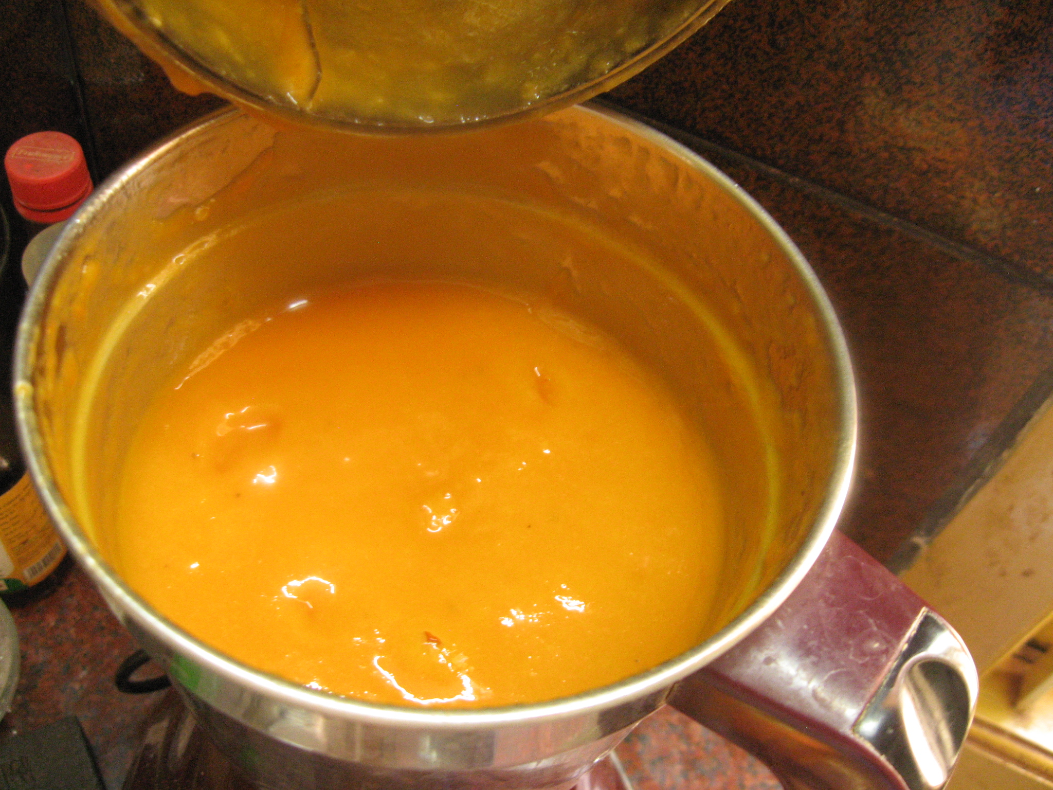Picture of Puree the Fruit Mixer