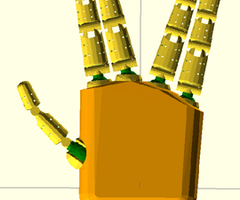 Give Yourself a (Robotic) Hand