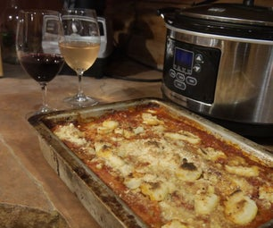 Lasagna from Scratch (with vegan options)