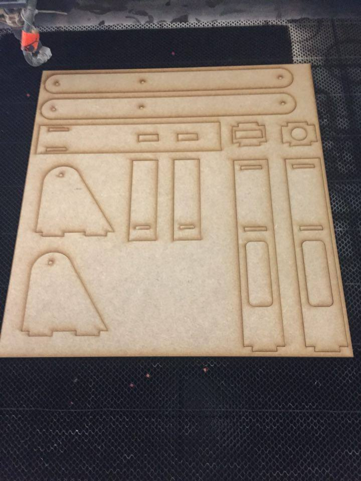 Picture of Lasercut From Ai File