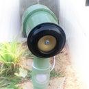 Infrared Motion Sensor Horn