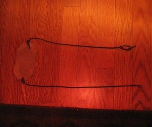 Pocket Sling (sling rocks over 100 feet)