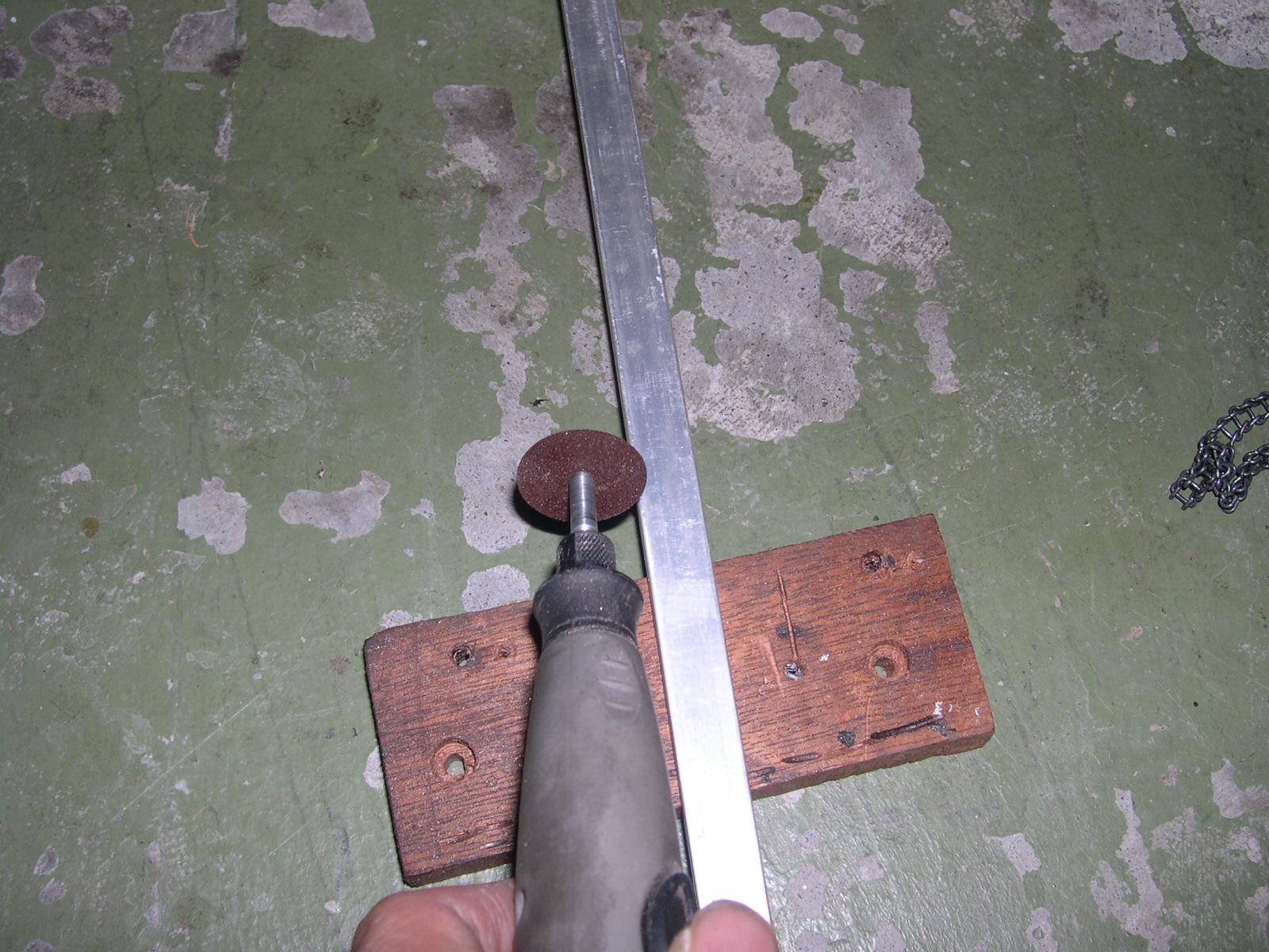 Picture of Sprocket Shaft Bracket