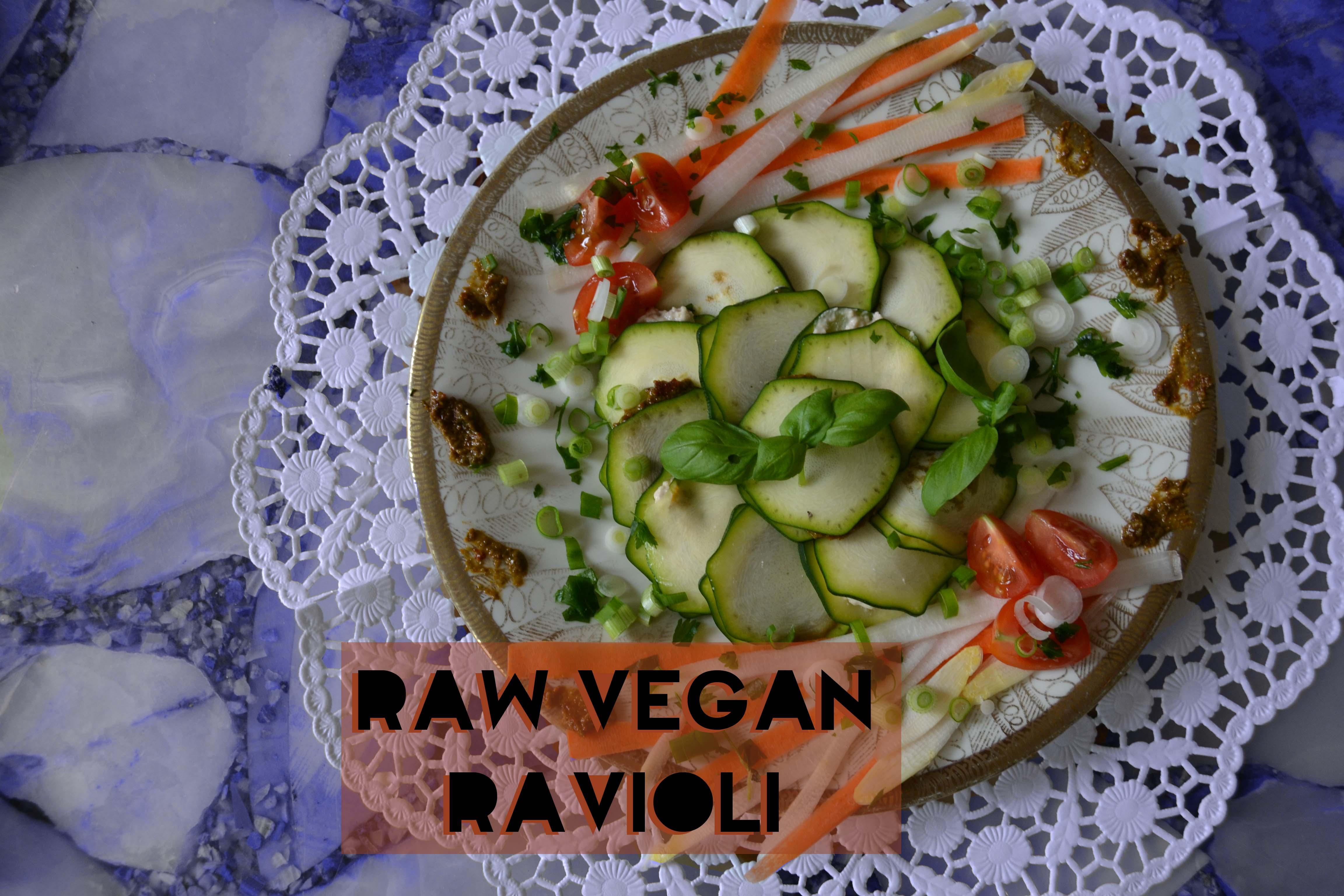 Picture of RAW-ioli / Raw Vegan Ravioli
