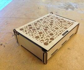 Make a Simple Wood Box at Techshop