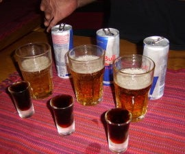 How to Make a Jager Bomb
