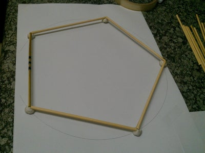 Building the Pentagons