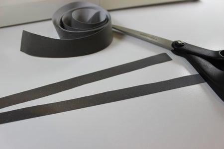 Adding Reflective Tape