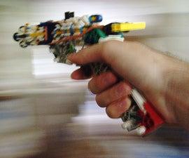 UP3 Knex Pistol