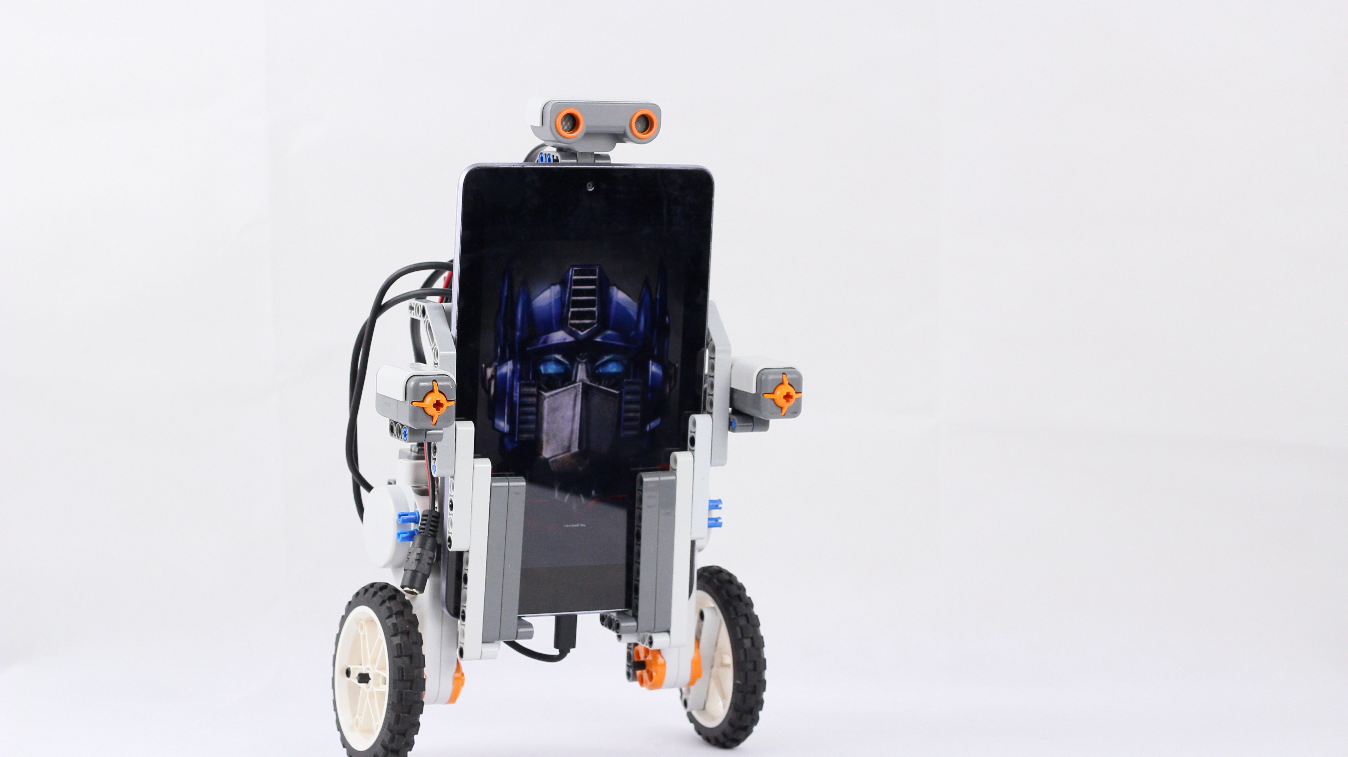 Picture of How to Use an Android Device and Lego NXT to Build a Two-Wheel Self-Balancing Robot