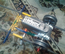 Knex Train Version 2