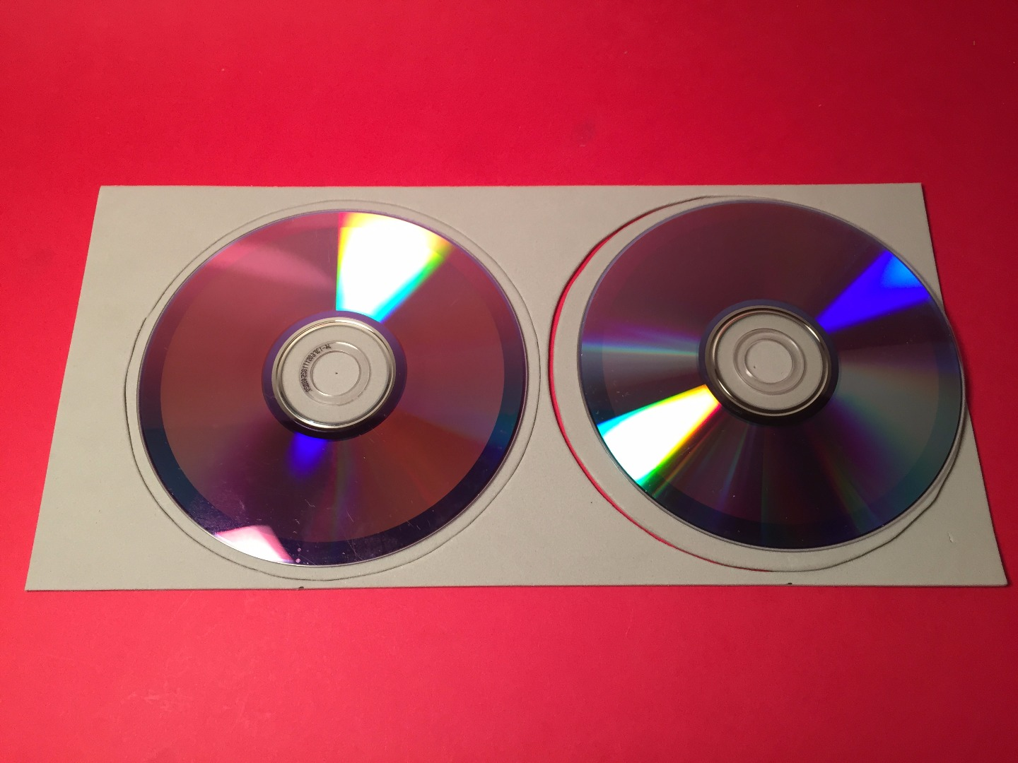Picture of The CDs - Second Option