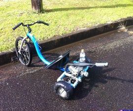Motorized Drift Trike!!!
