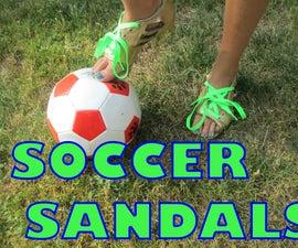 Soccer Sandals