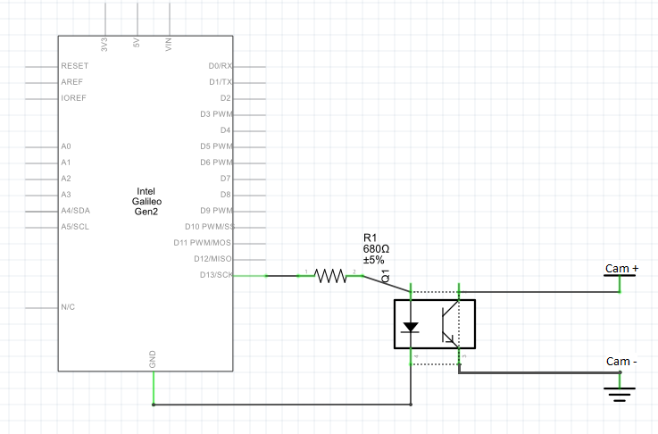 Picture of How to Build the Circuit: