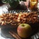 Gluten free oat, apple and cinnamon bread / Pan sin gluten de manzana, avena y canela. (Bilingual instructions!)