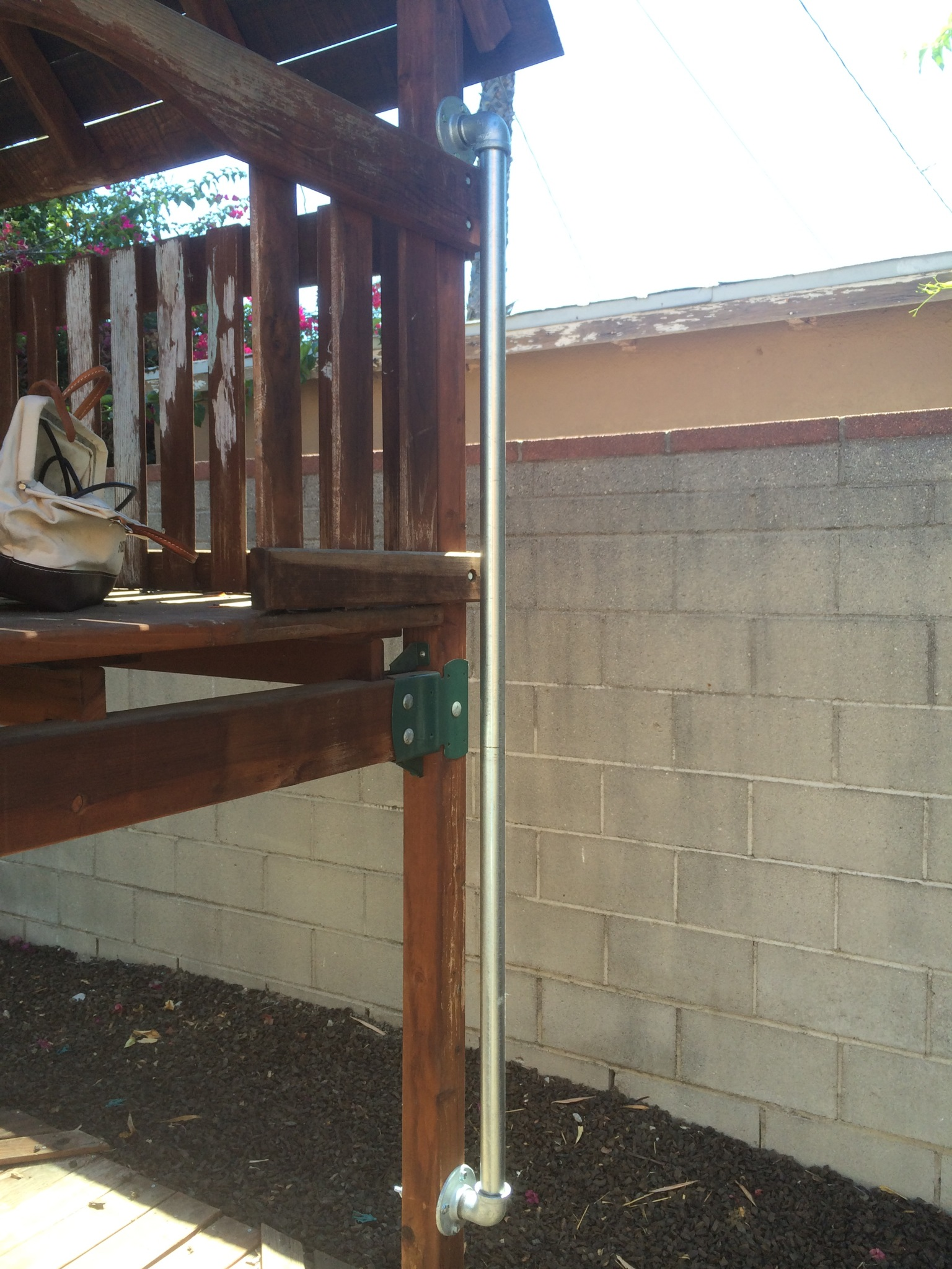 Picture of Use the Vertical Pole