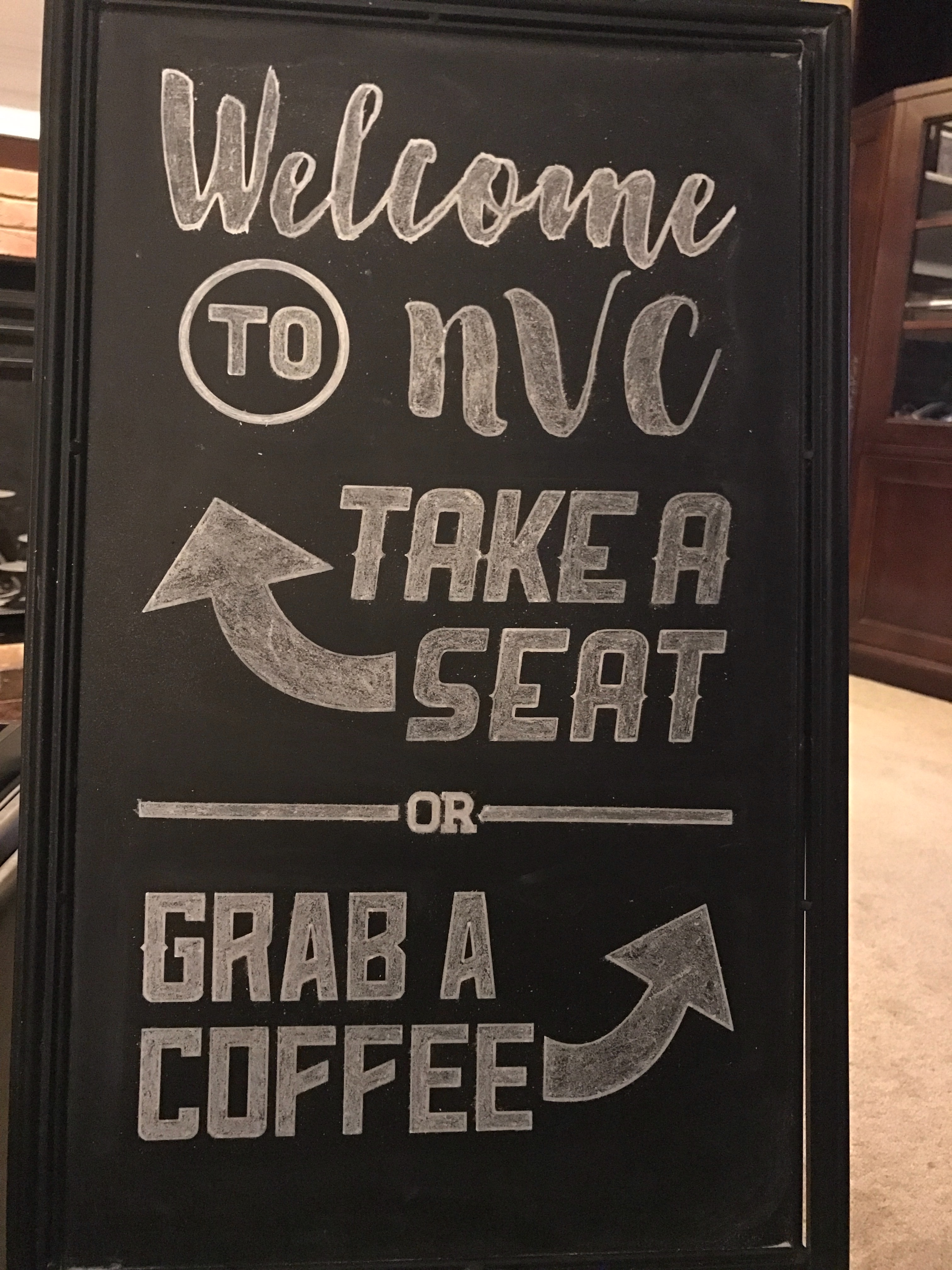 Picture of Easy Professional Chalk Art Signs