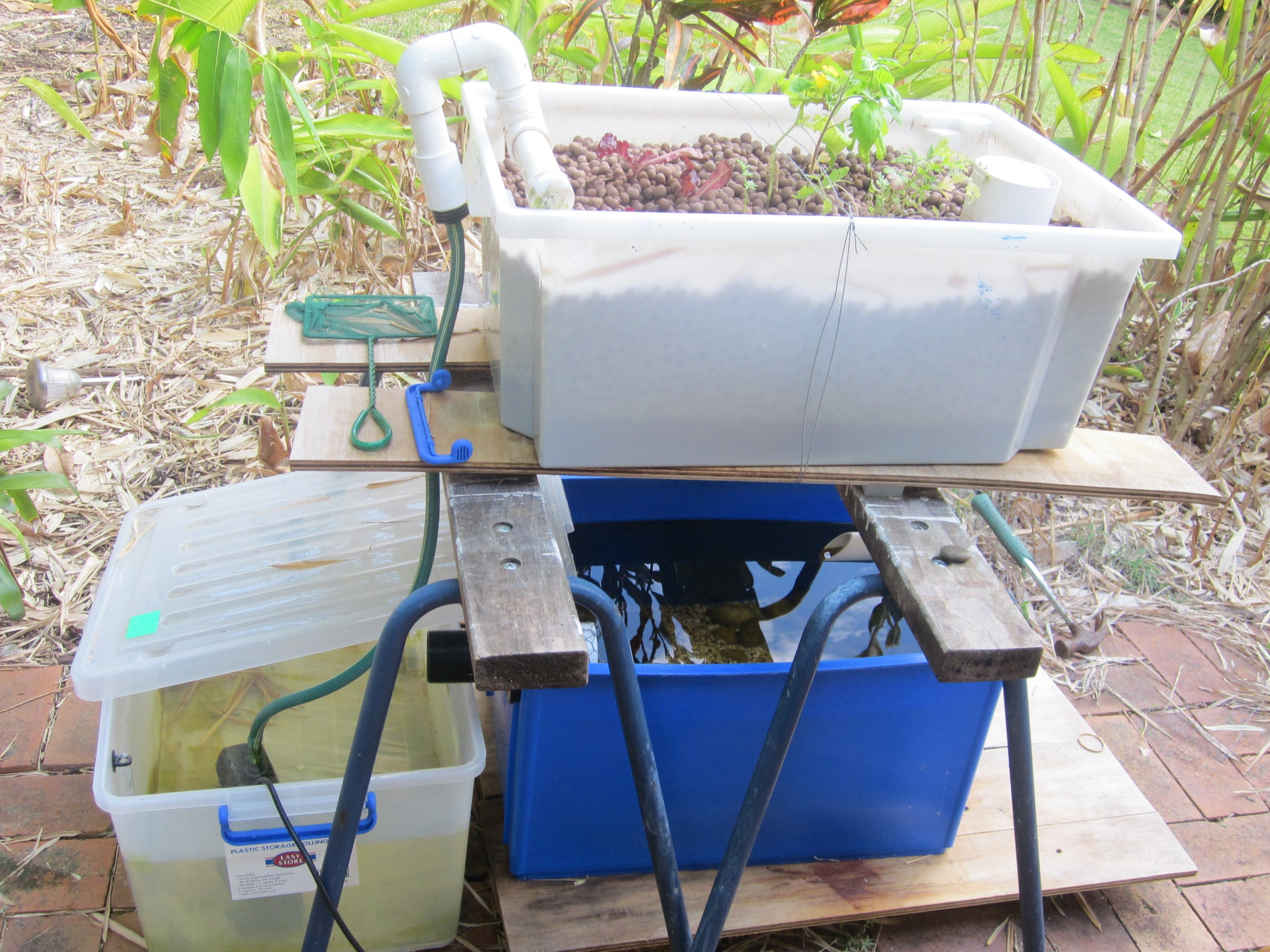 Simple Arduino Controlled Aquaponic System 8 Steps