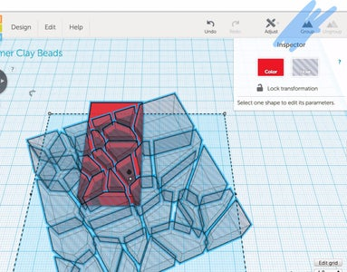 3D-Modelling a Custom Shape