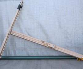 Wooden Crossbow/slingshot